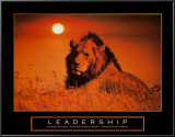 Leadership: Lion Posters