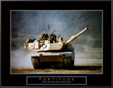Fortitude: Tank on the Move Prints