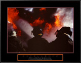 Excellence: Three Firemen Prints