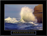 Perseverance: Crashing Wave Prints