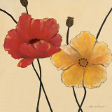 Awaited Blooms I Prints by Carol Robinson