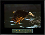Leaders: Bald Eagle Poster