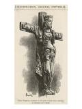 Saint Wilgefortis Giclee Print