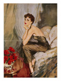 September, 1951 Giclee Print by David Wright