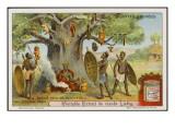 Sacred Baobab Giclee Print