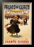 Palais de Glace Skating Posters
