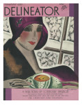 The Delineator November 1929 Giclee Print