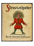 Struwwelpeter' the Cover of the Book Giclee Print