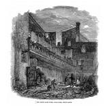 The Coal Yard in Kings Arms Yard, Drury Lane, London Giclee Print
