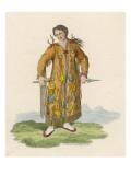 Siberian Shaman Giclee Print