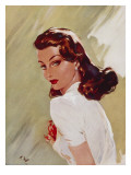 Somebody Else's Girl Giclee Print by David Wright