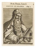 St. Basil of Caesarea, Giclee Print
