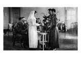Russian Field Hospital in France Giclee Print