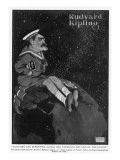 Rudyard Kipling Giclee Print
