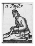 Tailor of 1647 Giclee Print