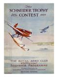 Schneider Trophy 1929 Giclee Print