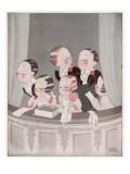 The Best People by Chloe Preston Giclee Print