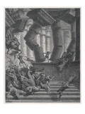 Samson Destroys the Temple Giclee Print