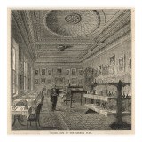 The Dining Room Reproduction proc&#233;d&#233; gicl&#233;e