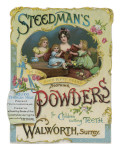 Steedman's Soothing Powders for Children Cutting Teeth Giclee Print