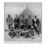 The Men of the 1924 Everest Expedition Giclee Print
