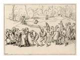 St. Vitus' Dance, Giclee Print