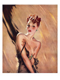 The Light That Lies in Woman's Eyes Giclee Print by David Wright