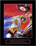 Breakaway: Slap Shot Prints