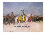 The 11 Year Old Maharajah of Patiala Giclee Print