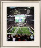 Cowboys Stadium 2009 Framed Photographic Print