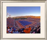 Bronco Stadium Framed Photographic Print