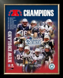 New England Patriots Framed Photographic Print