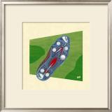Golf Prints by Reme Beltran