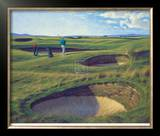 St. Andrews 7th - High (Out) Limited Edition Framed Print by Peter Munro