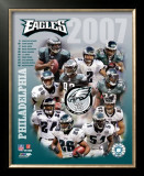 Philadelphia Eagles Framed Photographic Print