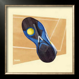 Tennis Art by Reme Beltran