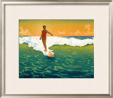 The Duke Framed Giclee Print by Charles W. Bartlett