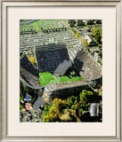 LaVell Edwards Stadium Brigham Young University Cougars 2007 Framed Photographic Print