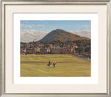 18th North Berwick Limited Edition Framed Print by Peter Munro