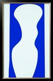Torse Blanc, c.1944 Prints by Henri Matisse