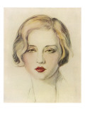 Tallulah Bankhead (1902 - 1968), American Actress, Talk Show Host and Bonne Vivante, Giclee Print