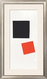 Painting Suprematism, c.1915-16 Print by Kasimir Malevich
