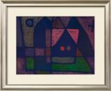 Camerett a Venezia, c.1933 Art by Paul Klee
