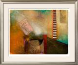 Le Fete II Limited Edition Framed Print by Herbert Davis