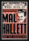 Mal Hallet Framed Giclee Print