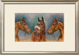 The Three Winter Kings Prints by Sarah Aspinall