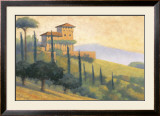 Villa d&#39;Or I Prints by Mac Stephenson