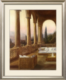Arched Tuscan Remembrances Posters by Piet Bekaert