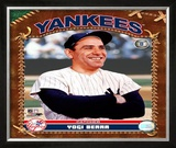 Yogi Berra Framed Photographic Print