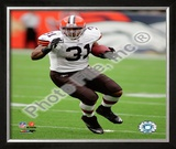 Jamal Lewis 2009 Framed Photographic Print